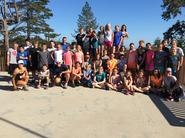 2014 SVMS Cross Country Team
